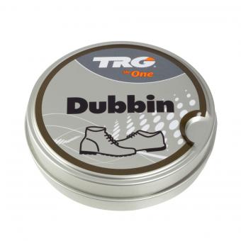TRG Leder-Fett Dubbin schwarz 100 ml Dose, VPE 6